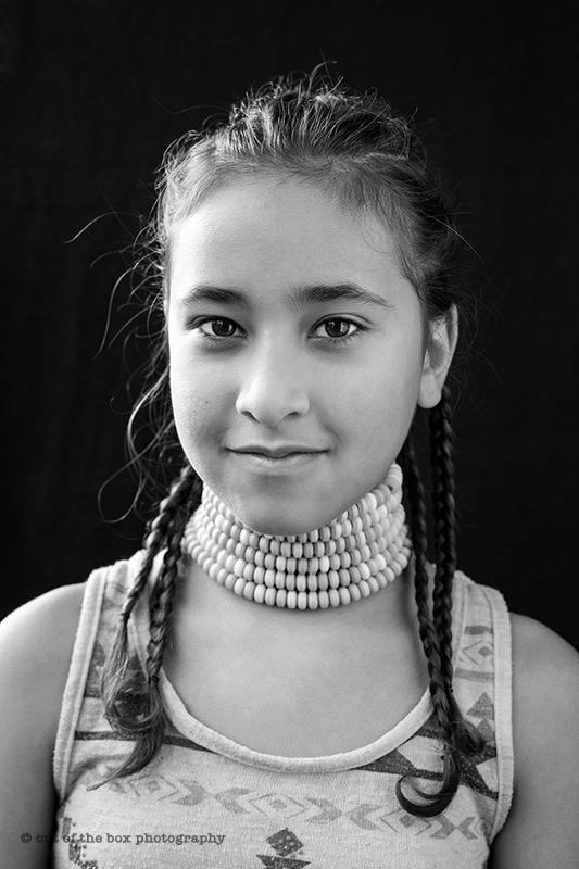 portretfotografie; zwartwit fotografie